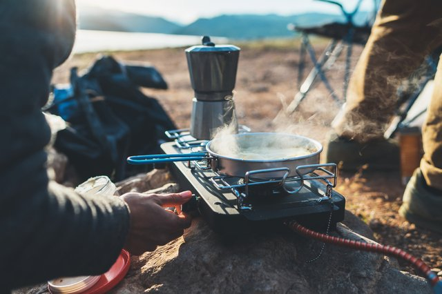 Best camping stoves in stock in the UK from Millets, Blacks, Decathlon