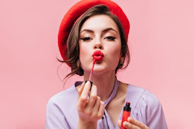 <p>Great, long-lasting bright lipsticks, from Nars, Fenty Beauty, Mac</p>