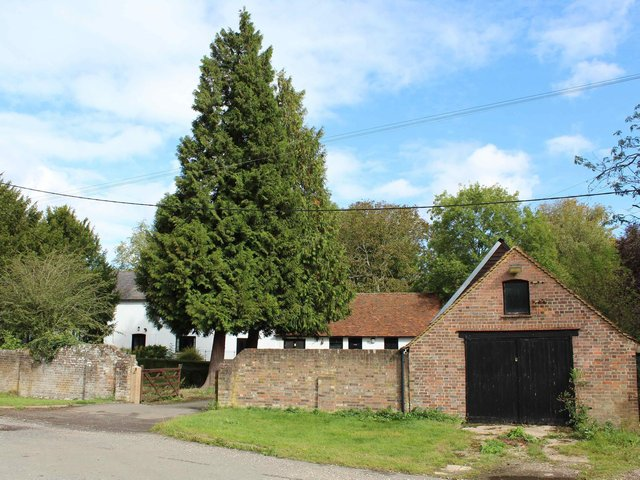 """Dell Farm in Dunstable has been sold """"well in excess"""" of its £1million guide price"""