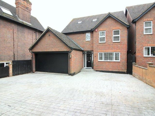 This impressive house in Luton is our Property of the Week