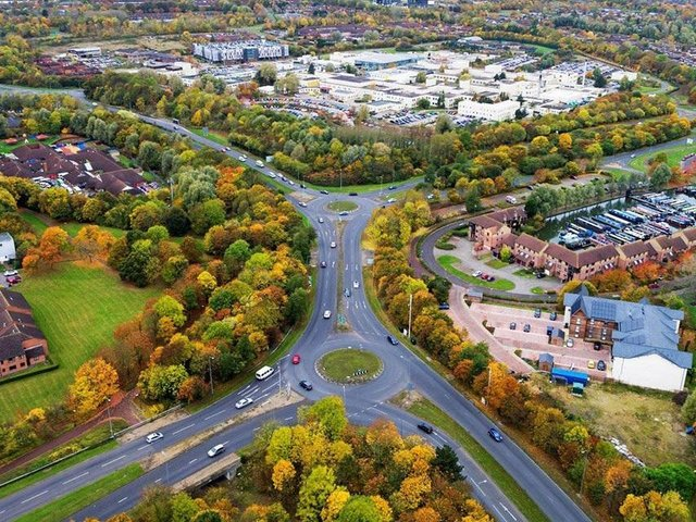 The Oxford-Cambridge Expressway project has been scrapped
