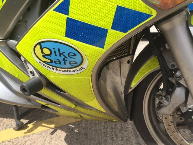 BikeSafe events will be running from May