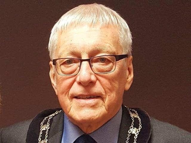 Cllr David Bowater