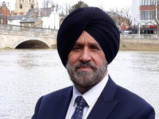 """Lib Dem candidate Jas Parmar is calling for a return of """"proper community policing"""""""