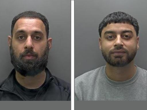 Owais Shafiq and Usman Malik