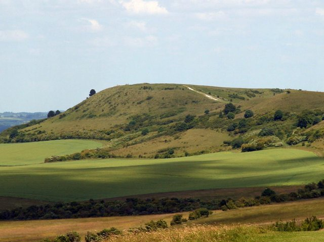Ivinghoe Beacon was used recently for the 2019 Star Wars: The Rise of Skywalker (Episode IX)