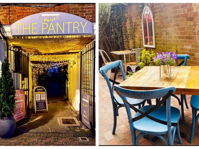 Have you visited The Pantry now that lockdown restrictions have eased?