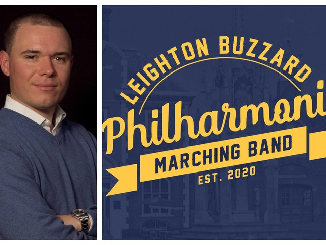 Connor Allen has launched Leighton Buzzard Philharmonic Marching Band.