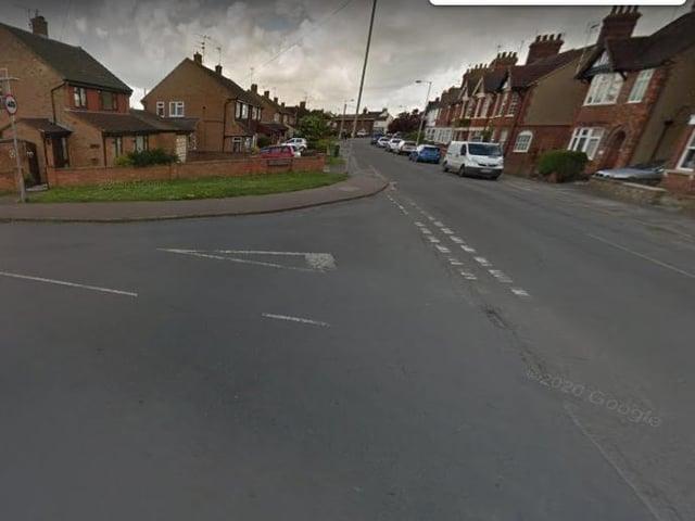 Atterbury Avenue junction with Vandyke Road.  Photo:Google