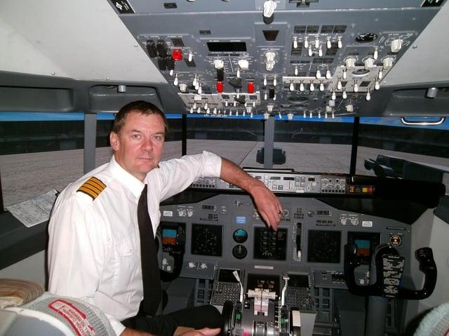 Mark Lowen, founder of Fly a Flight.
