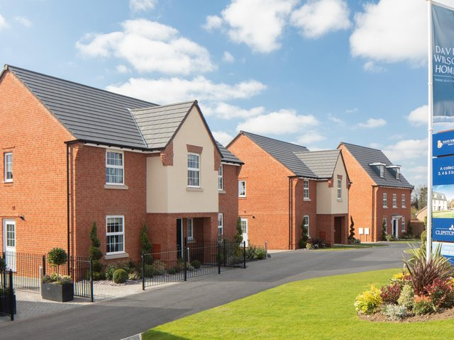 Barratt and David Wilson Homes at Clipstone Park