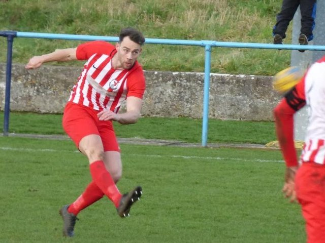 James Towell, currently with the most appearances for Leighton Town at over 130, is among the players who have re-signed for 2021-22    Picture by Andrew Parker