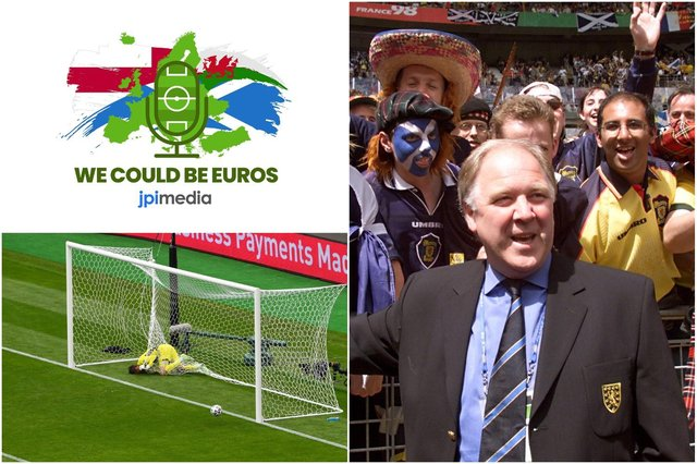 Former Scotland boss Craig Brown is our special guest on We Could Be Euros