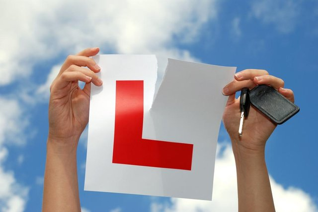 Learners are advised to make sure they are properly prepared before booking their test