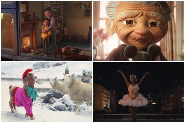 Here's a selection of the best of 2020's festive ads so far
